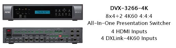 DVX-3265-4K
